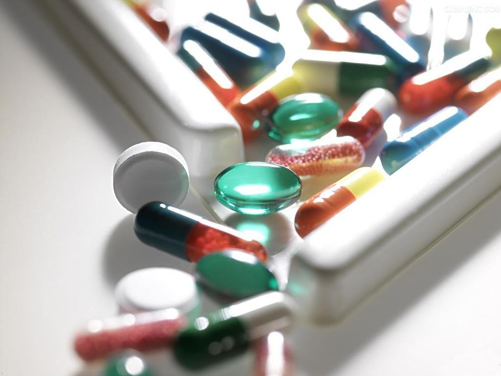 抗生物質は1粒飲んだだけで、朝たちが消える