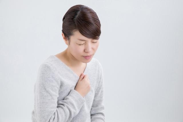 甲状腺機能亢進症には、動悸が見られる