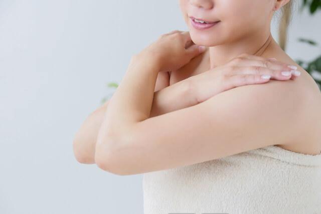 乾燥肌には鍼治療も効果が良いです