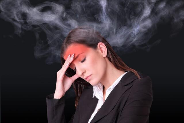好転反応の一つ:発熱と筋肉痛