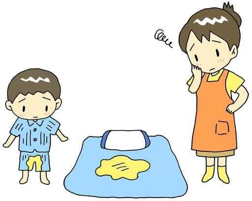子供の夜尿症は漢方薬で簡単に治る
