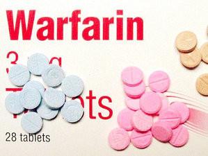 ワーファリン(Warfarin)は出血を起こし、死に至る
