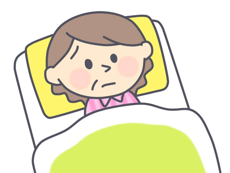 抗うつ薬の副作用で不眠症になるのは、よくあること