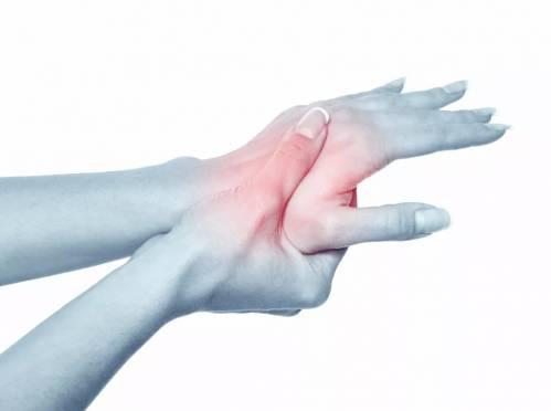 糖尿病の手の痛みが漢方薬で治り、大喜びする患者