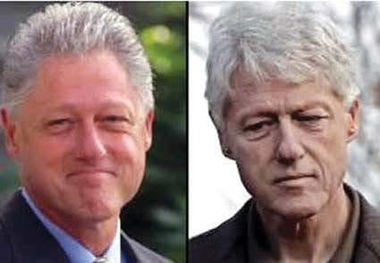 クリントン元大統領は、肉食を止めてから体質が改善された