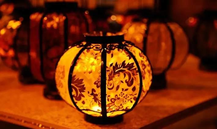 中国伝統文化の一つ:提灯