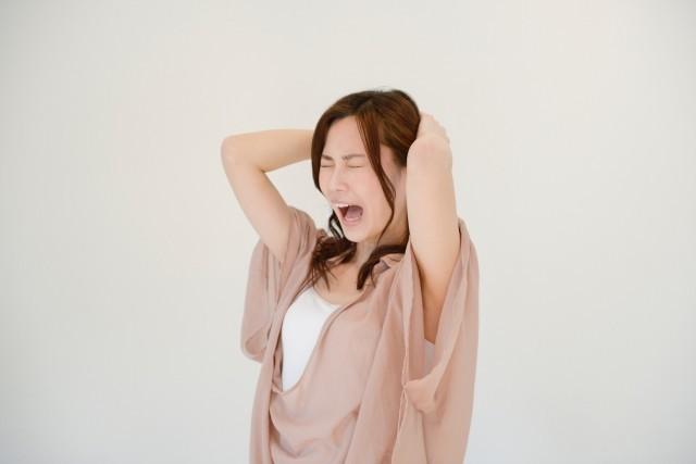 大声で叫ぶ、気持ちのコントロールができない発狂は著しく改善