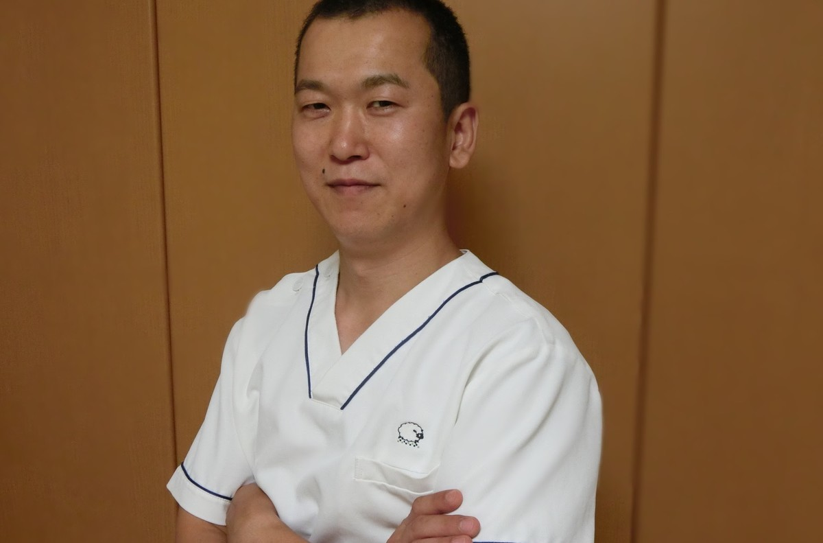 中国鍼の信者、李哲の画像