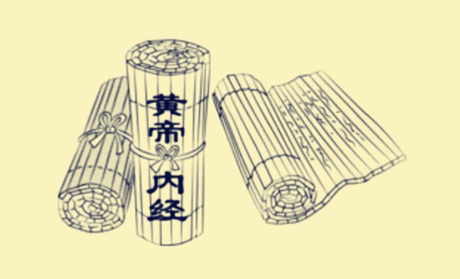 中医学の聖典『黄帝内経』には、解剖学関連の記述も多い