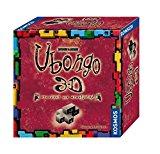 Ubongo 3-D: Verrückt und draufgelegt. Für 2-4 Spieler, Spieldauer ca. 30 Min