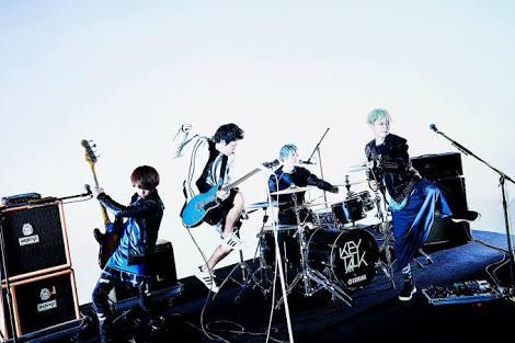 ロックバンド・KEYTALKのアーティスト写真