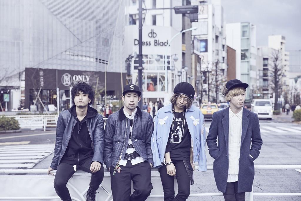 ロックバンド・SUPER BEAVERのアーティスト写真