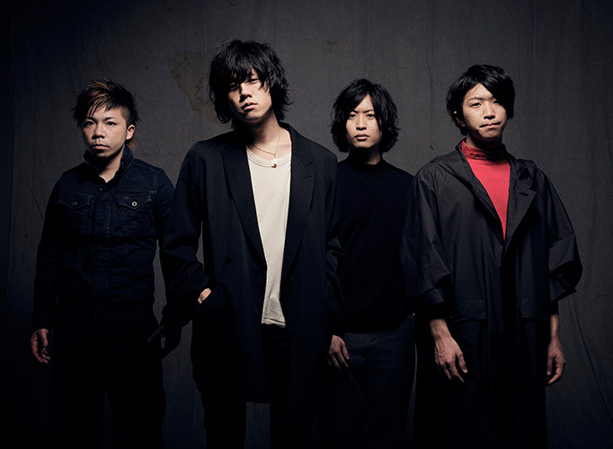 ロックバンド・LAMP IN TERRENのアーティスト写真