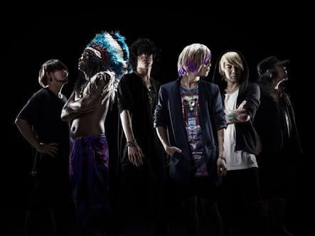ロックバンド・Fear, and Loathing in Las Vegasのアーティスト写真