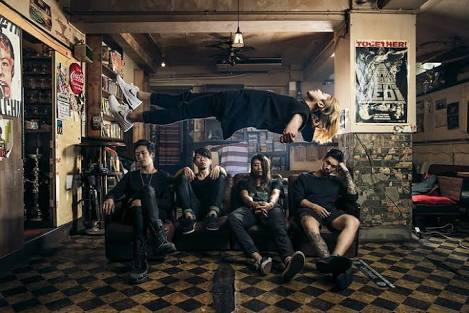 ロックバンド・Survive Said The Prophetのアー写真