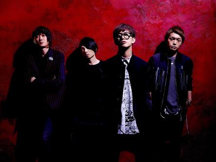ロックバンド・BLUE ENCOUNTのアーティスト写真