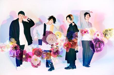 ロックバンド・感覚ピエロのアーティスト写真