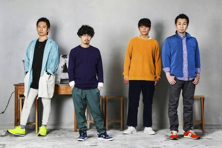 ロックバンド・ASIAN KUNG-FU GENERATIONのアー写