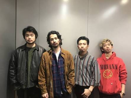 ロックバンド・King Gnuのアー写