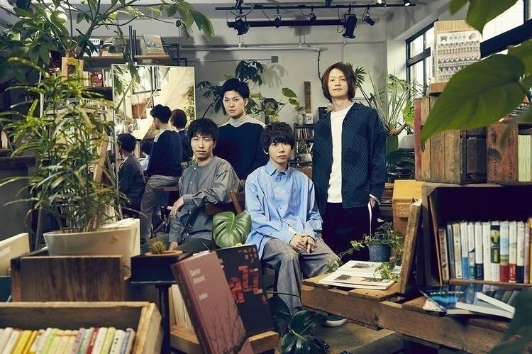 ロックバンド・sumikaのアー写