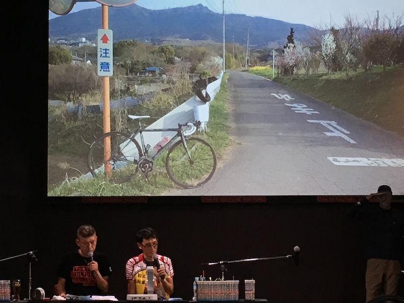 スペアバイク東堂編 尽八と修作の練習コースのモデルにした道
