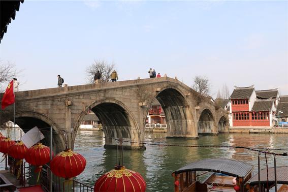 上海の水郷