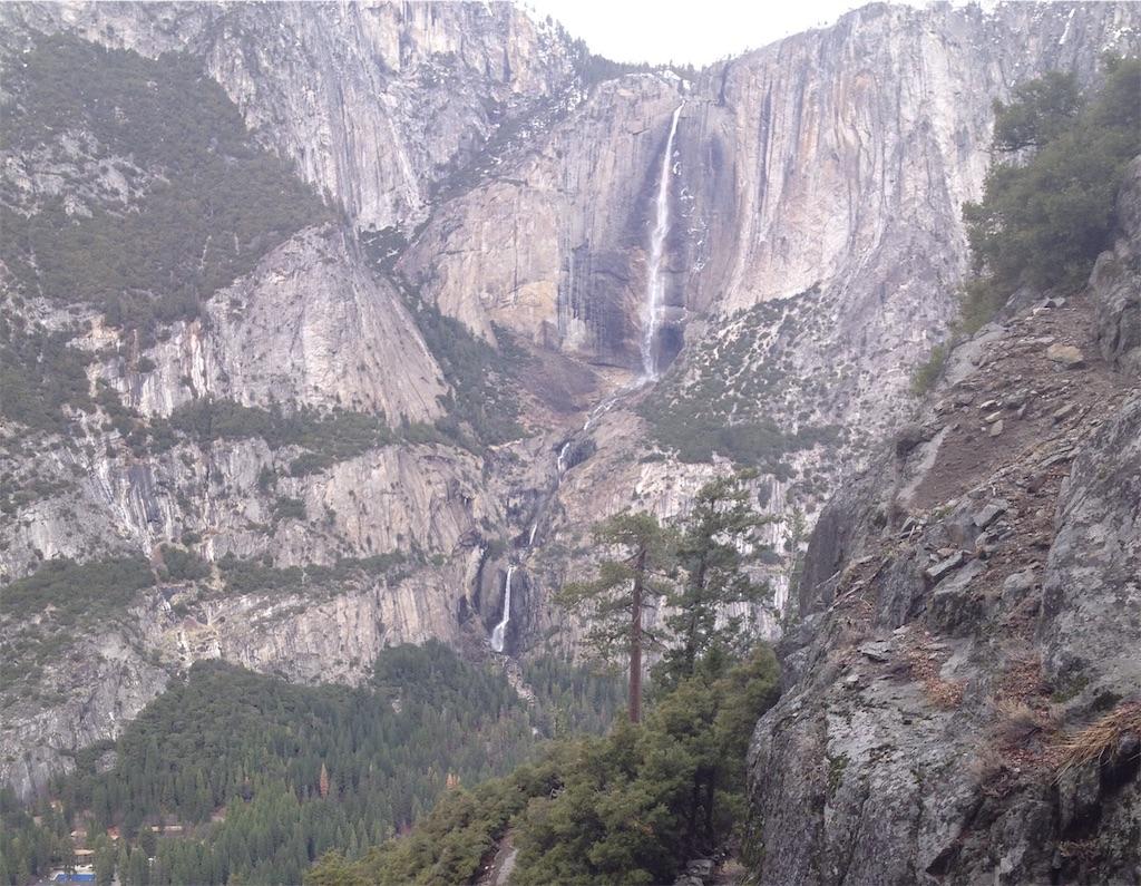 ヨセミテ国立公園の滝