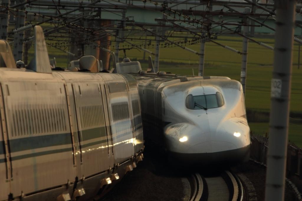 新幹線,のぞみ,N700,出張,ビジネス