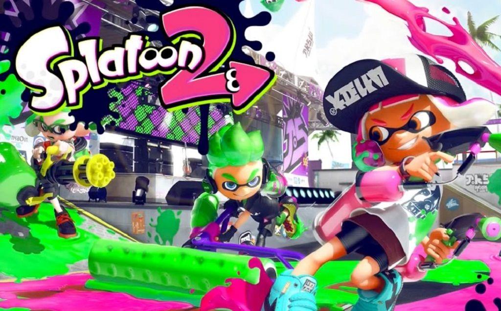 スプラトゥーン2最新情報総まとめ!【Nintendo Switch】
