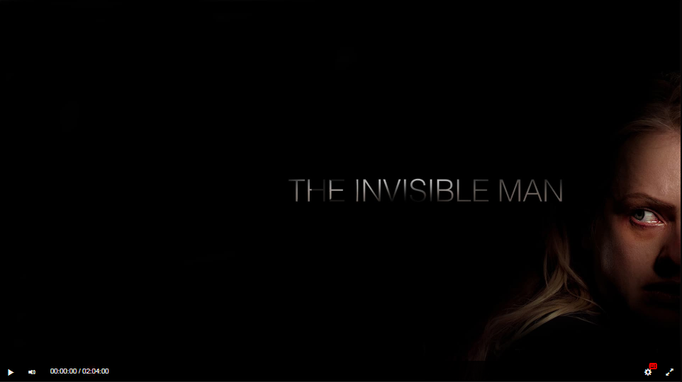 Watch The Invisible Man Full Movie 2020 Online Free