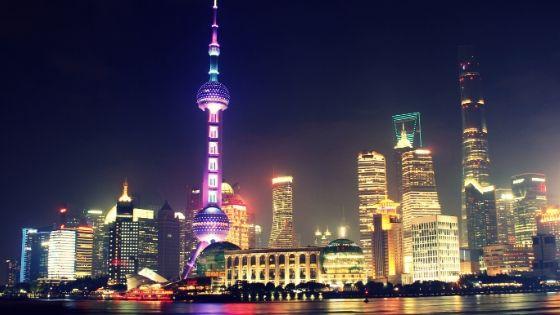 中国に住む