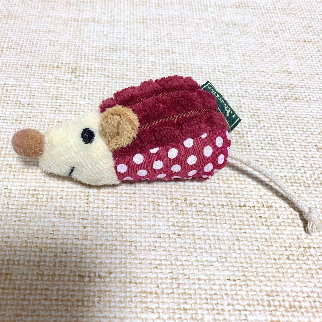 ハンター キャットトイ マモウ マウス