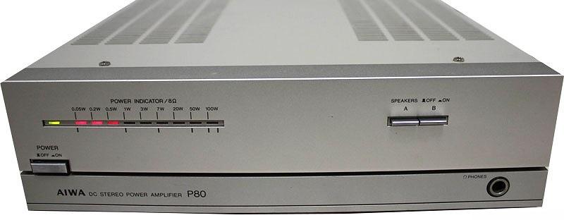 AIWA S-P80