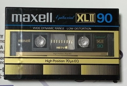 Maxell XLⅡ