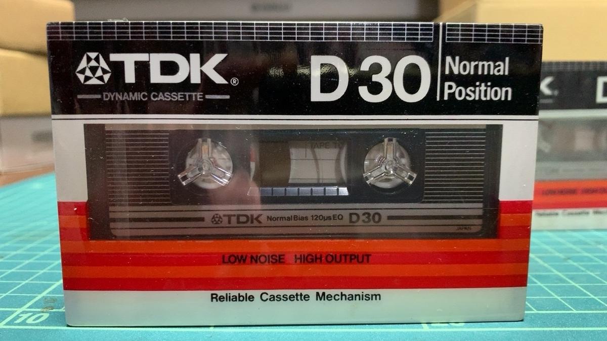 TDK D