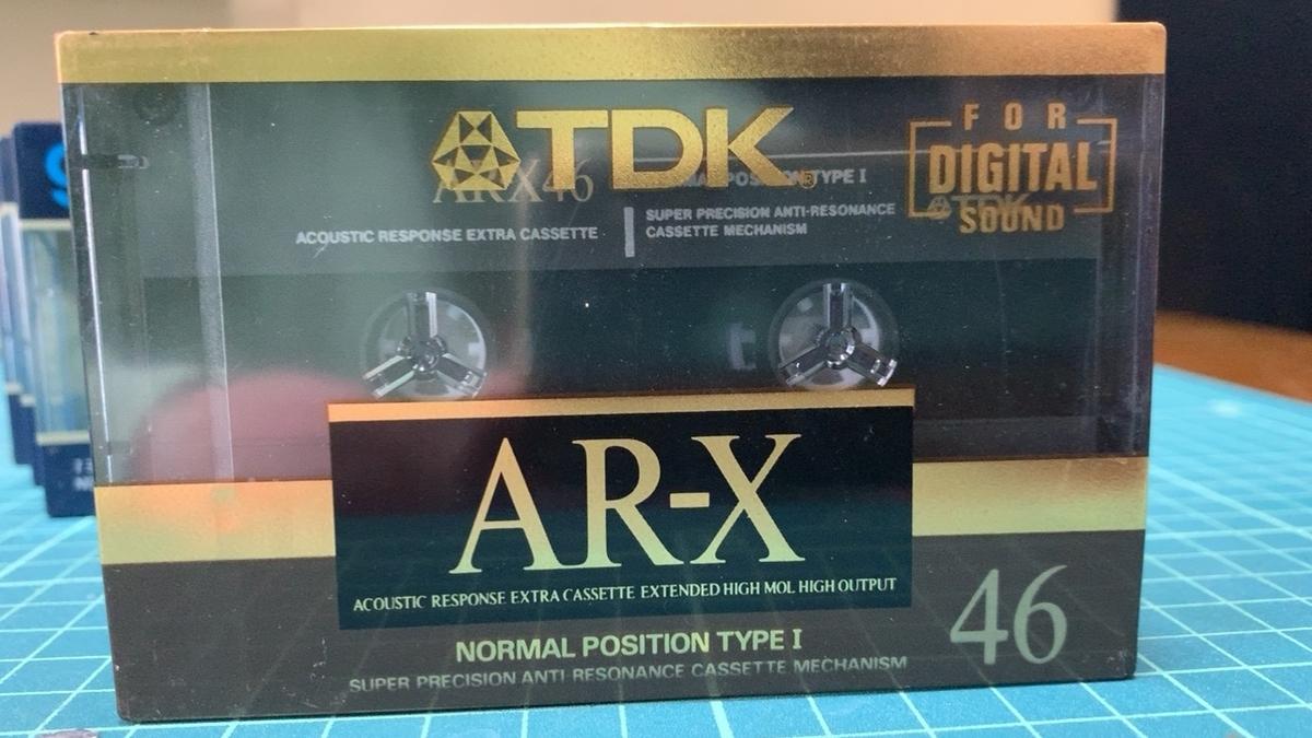 TDK AR-X