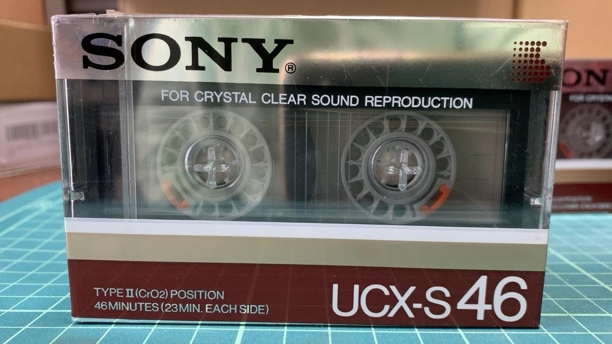 SONY UCX-S