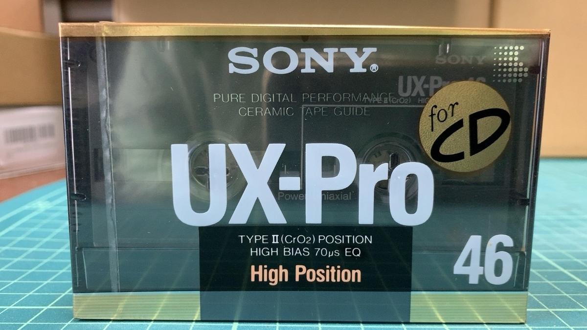 SONY UX-PRO