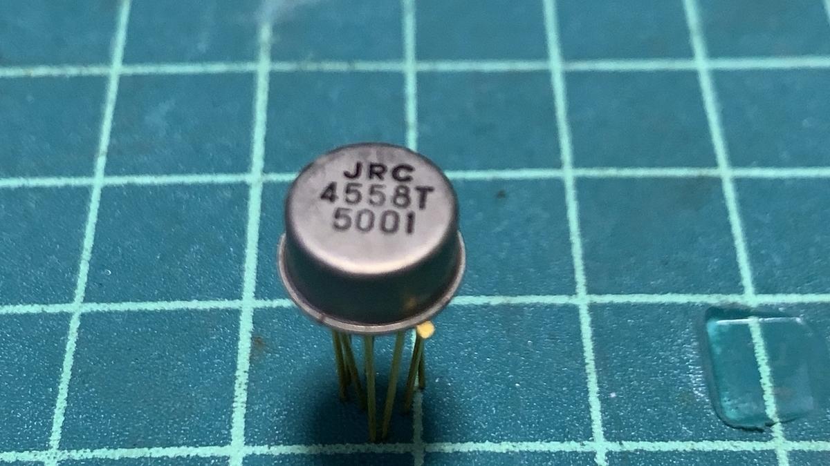 JRC 4558T