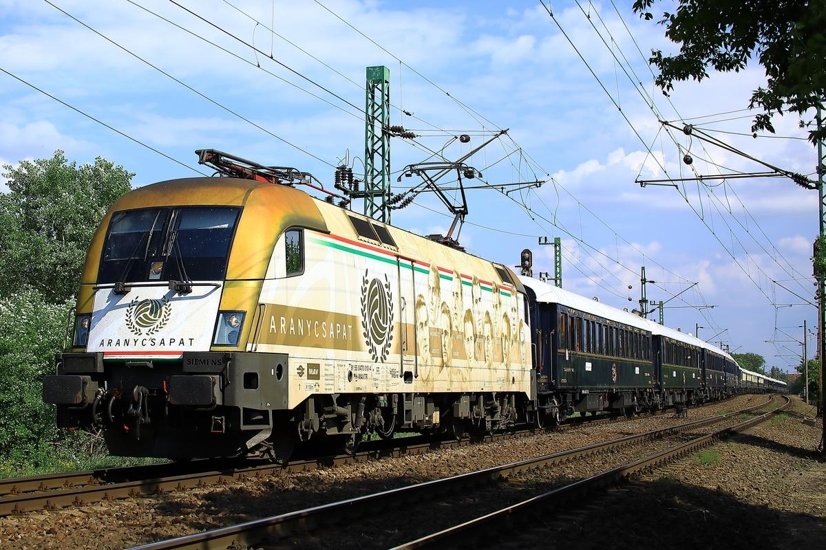 Venice Simplon-Orient-Express Budapest