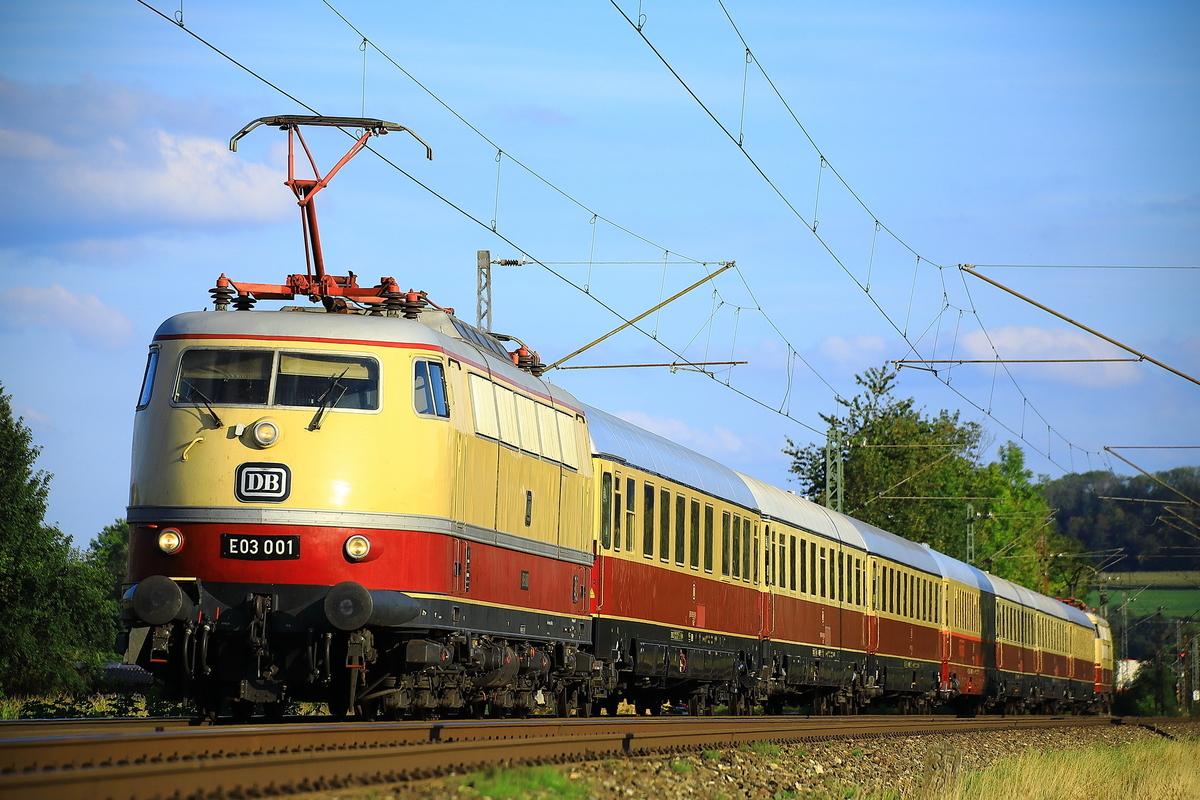 Br E03.001 TEE Br 103.113 Uhingen