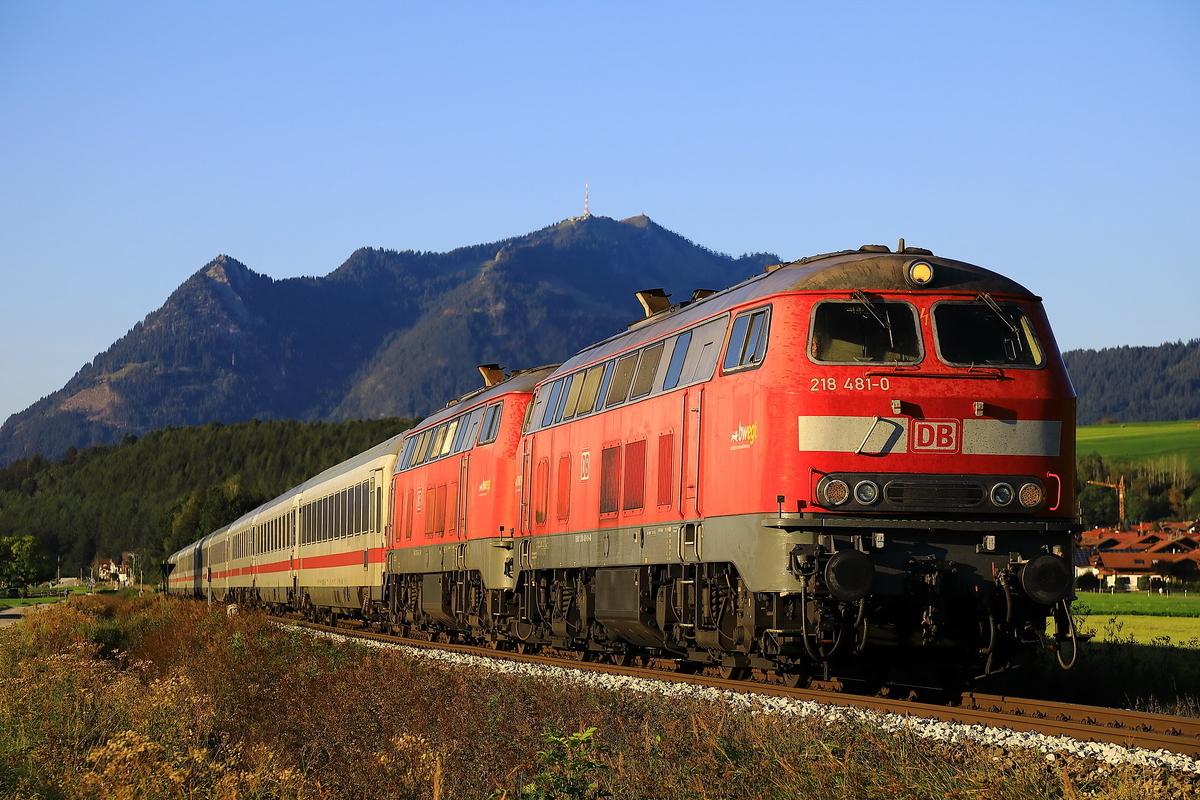 DB Br218 IC2013 Altstädten