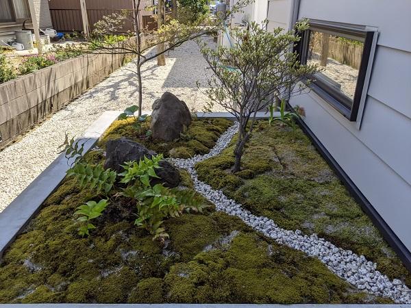 和庭園 坪庭