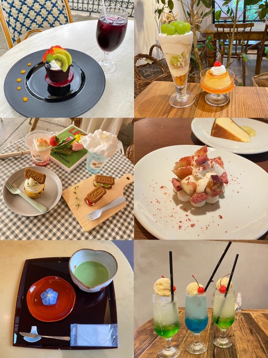 本島さんのカフェ巡りの記録