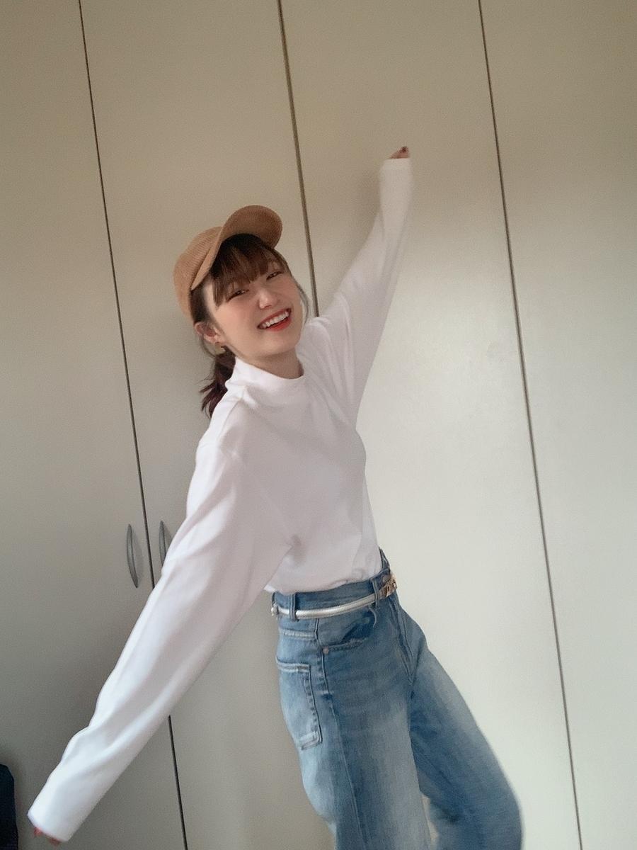 ズンバで踊る! 遠藤さん