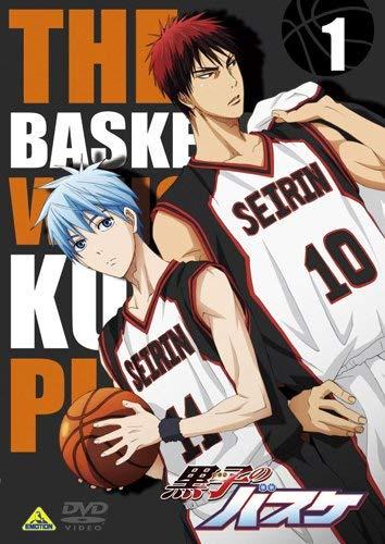 『黒子のバスケ』 1 [DVD] より(バンダイビジュアル、2012)