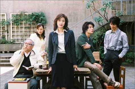 『離婚弁護士』DVD-BOX、エイベックス・ピクチャーズ、2004年