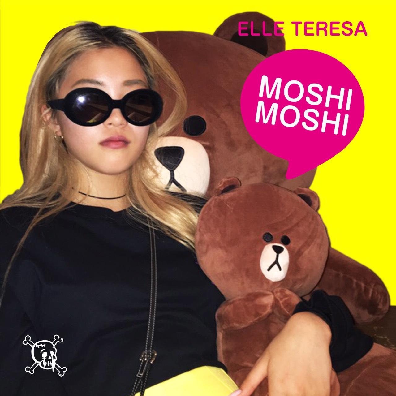 MOSHI MOSHIー
