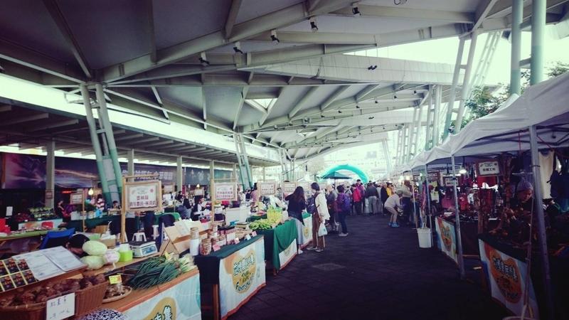 台湾文化人情味満載な台湾市場4