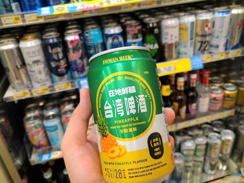 台湾お土産台湾ビール